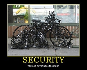 Security: you can never have too much