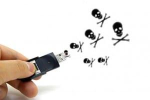 USB drive threats
