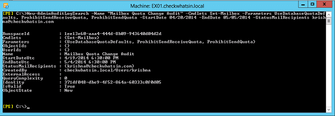 Migrate Exchange Server 2010 to 2013 Using PowerShell Commands