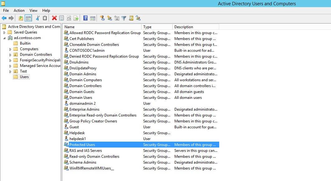 Windows Domain Group 9