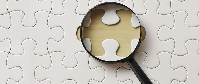 Searching For Missing Puzzle