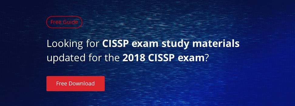 cissp study guide 2018 pdf