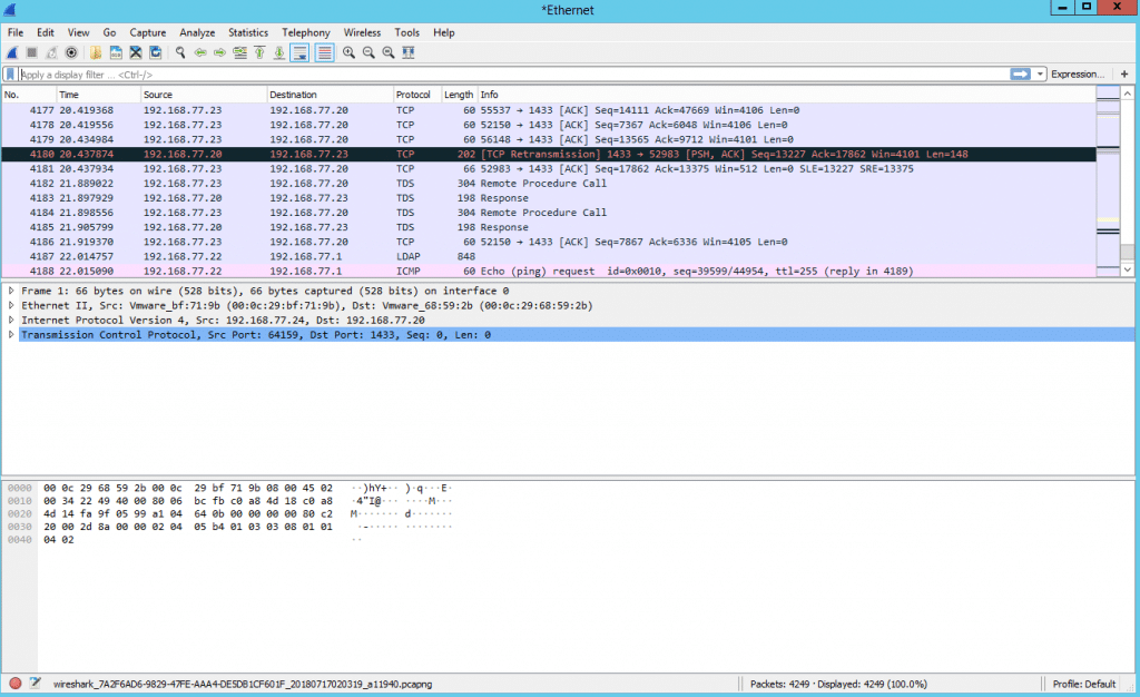 System Administrators Tools Wireshark Message Analyzer