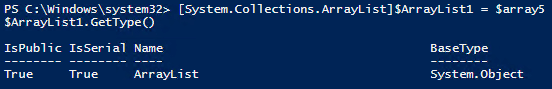 PowerShell_Modify array