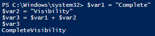 PowerShell_Variables_Combine_Strings