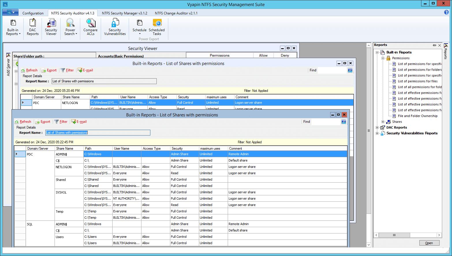 Paid NTFS Permissions Tools_Vyapin