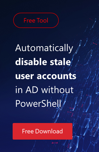 How to Disable Inactive User Accounts Using PowerShell